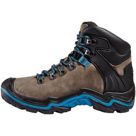 Keen Madeira Peak Mid WP Shoes Women Magnet/Ink Blue